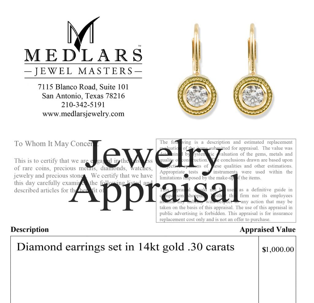 Appraisal graphic for website